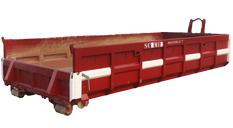 Abrollcontainer Schmid Transporte NG AG